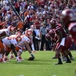 Making Their Communities Proud: Clemson and Carolina Football Players