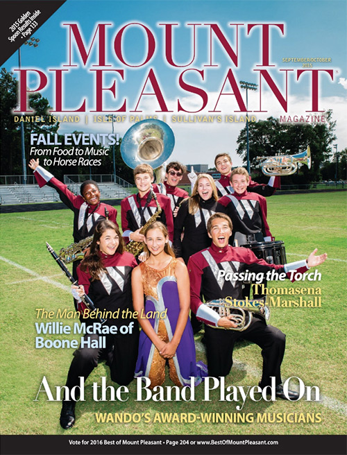 Wando High School Band Magazine