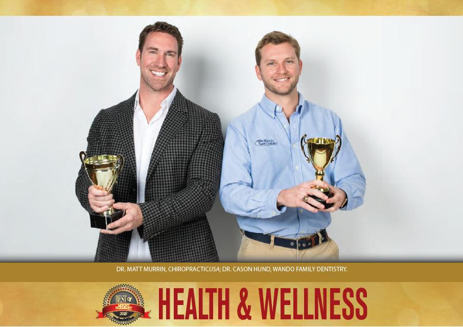 Best of Mount Pleasant 2018 - Health & Wellness