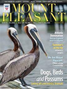 Mount Pleasant Jul/Aug 2018 Edition - Magazine Online Green Edition