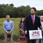 Reaching Across The Aisle: Republican Officials Backed New Democratic Congressman