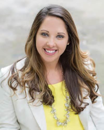 Angela Holbert named in Best of Mount Pleasant