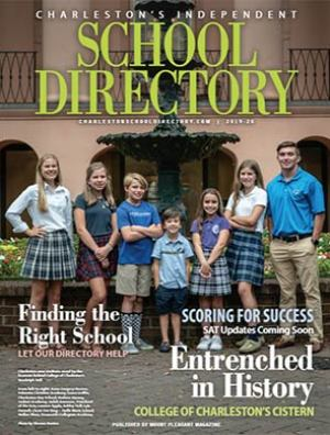 2018 Charleston's Independent School Directory