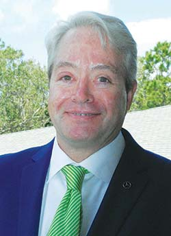 Mike White, broker-in-charge at Charleston Industrial