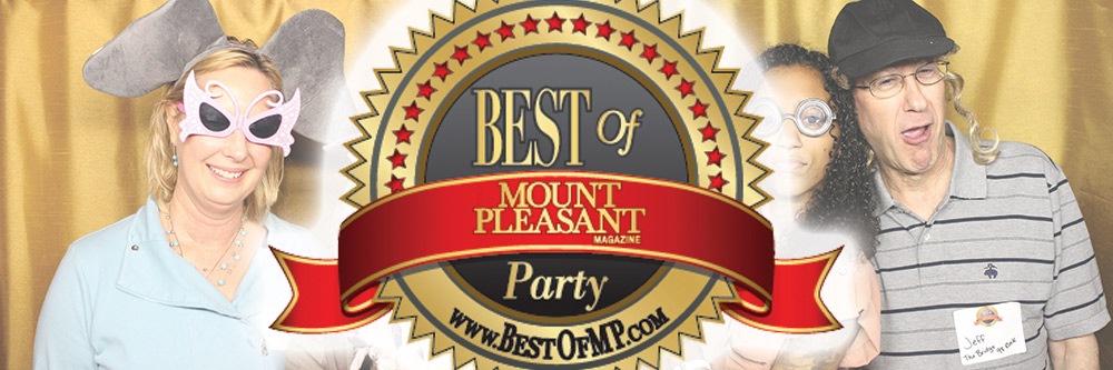2019 Best of Mount Pleasant Part/Oyster Roast graphic
