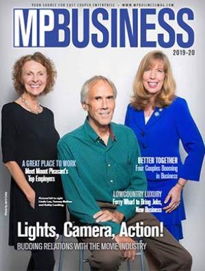 MP Business magazine cover