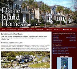 Daniel Island  website