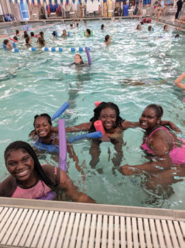Girls Only Sports Camp
