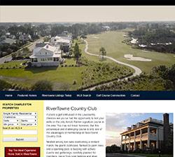 Rivertowne Homes website