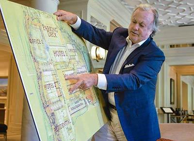 Michael Bennett explains planning