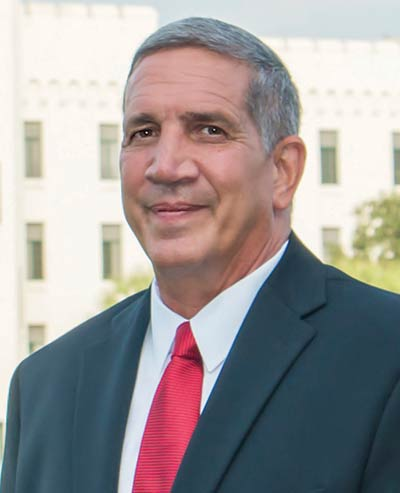Mike Capaccio, Director of Athletics, The Citadel