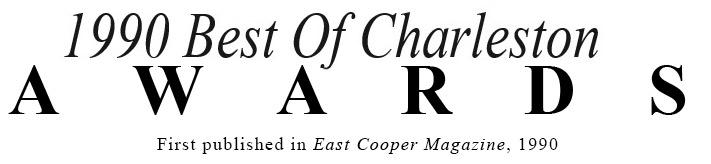 title: 1990 Best of Charleston AWARDS