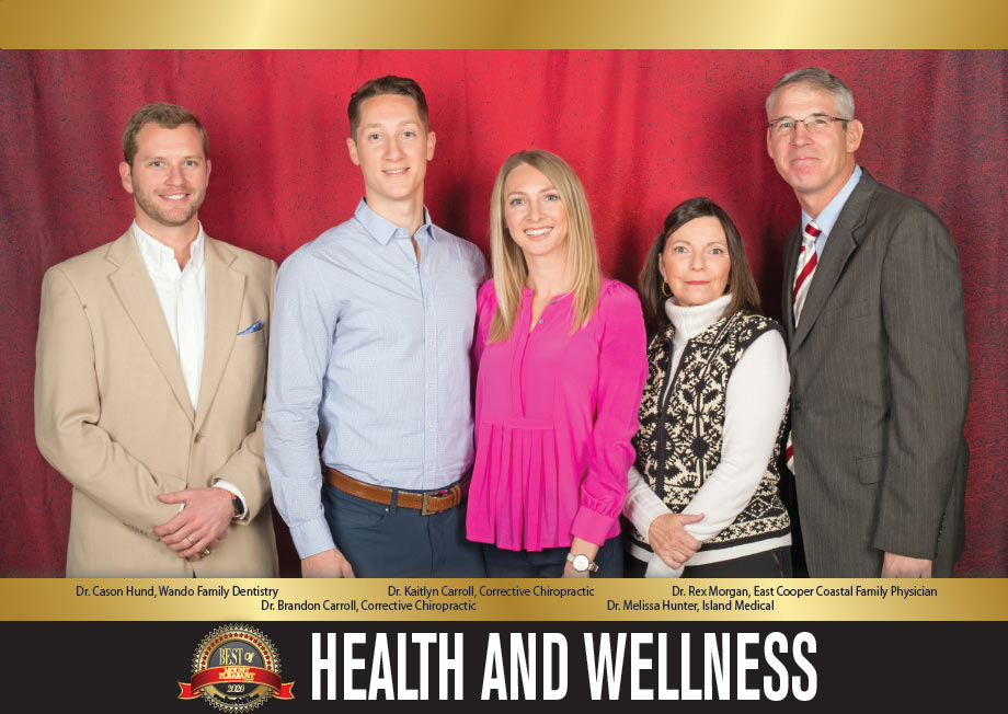 Best of Mount Pleasant 2020 HEALTH and WELLNESS