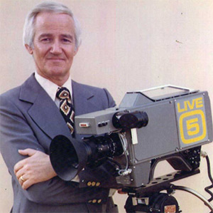 WCSC WEatherman Charlie Hall (photo from WCSC)