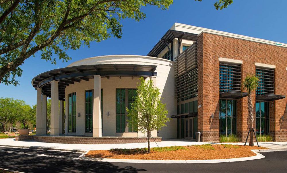 Mount Pleasant Town Hall. Mount Pleasant, South Carolina.