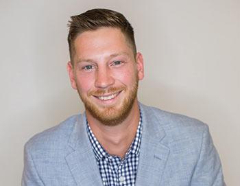 Cullen Murray-Kemp, publisher of HealthLinks