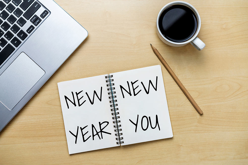 New year, new you in 2021