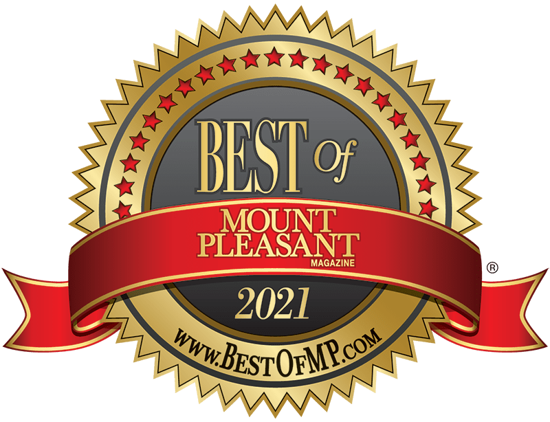 2021 Best of Mount Pleasant Results - Mount Pleasant Magazine