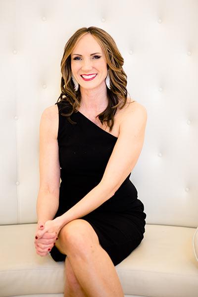 Erin Kienzle of Lowcountry Live on News Channel 4 Charleston (WCIV).