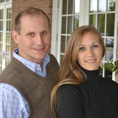 Carey and Sean Tipple of Daniel Island Real Estate
