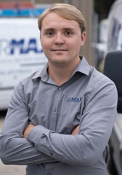 AirMax General Manager Rudy Box