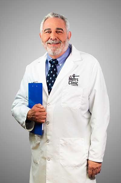 Dr. Stuart Markovitz, M.D of The Charleston Men's Clinic