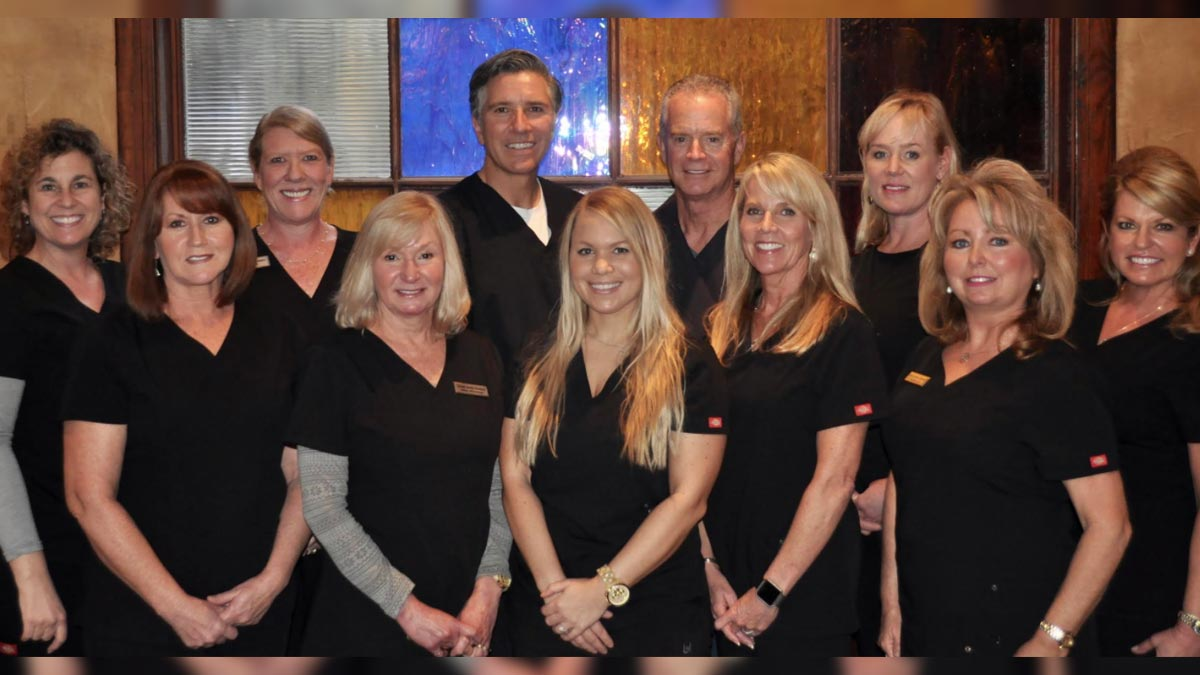 Staff  photo of Gentle Family Dentistry in Mount Pleasant, South Carolina.