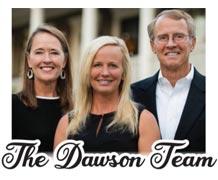 The Dawson Team. Snee Farm and Mount Pleasant Real Estate.