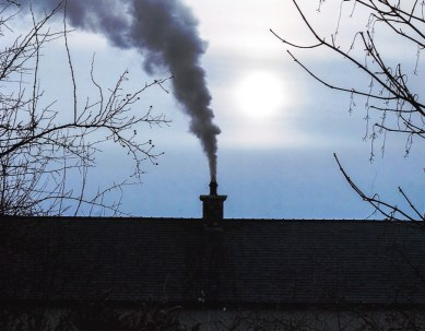 Smoke Stacks by Aine Purcell