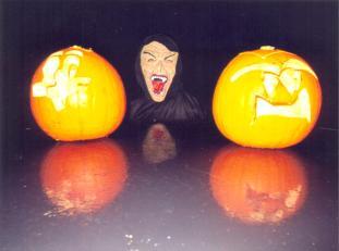 Halloween by David Brophy