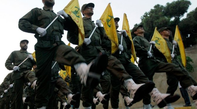 Hizbullah men