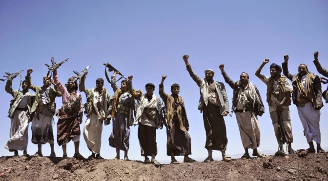 Houthis 3