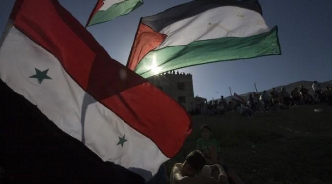 Palestine syria
