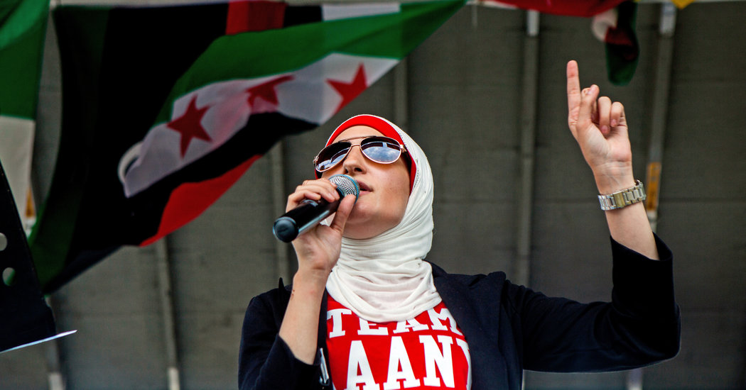 Image result for linda sarsour «Champion of Change» obama