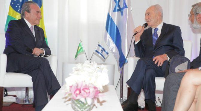michel temer israel
