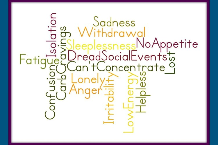 grief, wordcloud, study, personal