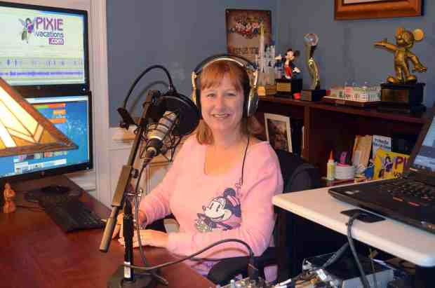 Mousechatter Lisa