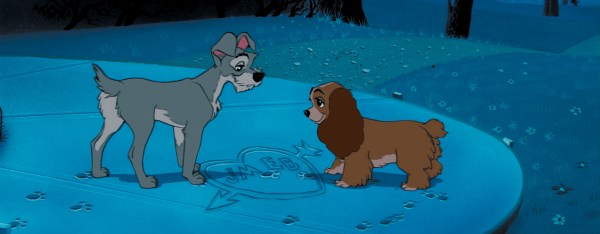 Review – Lady and the Tramp (Blu-ray/DVD combo)
