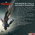 Heroes Fall CD