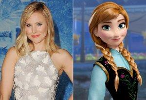 Kristen Bell - Frozen