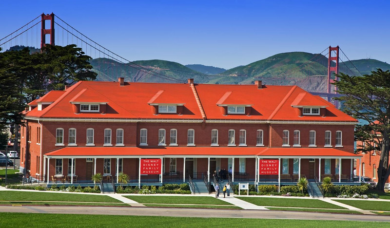 The Walt Disney Family Museum Presents The Big Draw, largest drawing festival this weekend