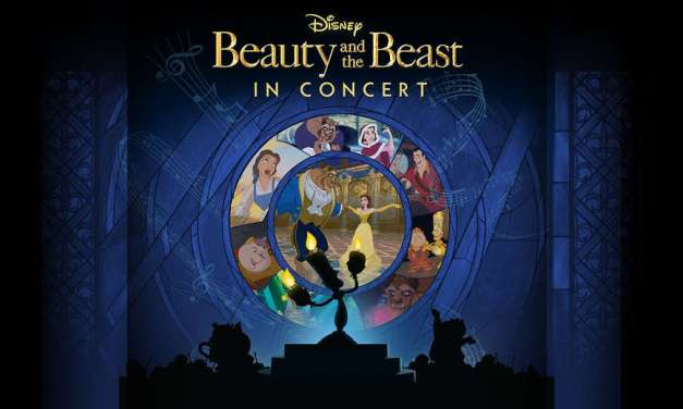 "YOU COULD WIN TICKETS to ""'Beauty and the Beast' in Concert"" at the Hollywood Bowl!"