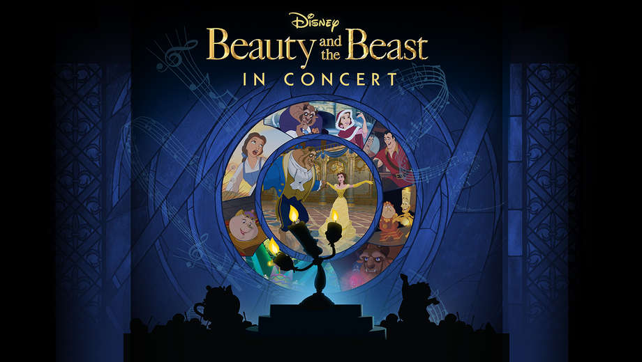 """YOU COULD WIN TICKETS to """"'Beauty and the Beast' in Concert"""" at the Hollywood Bowl!"""