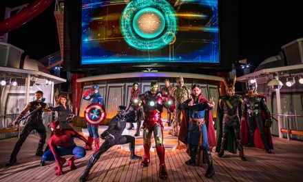 MARVEL DAY AT SEA events to return to Disney Cruise Line in 2021