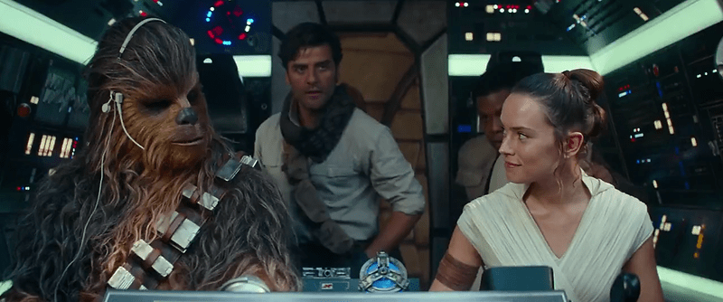 STAR WARS: THE RISE OF SKYWALKER lands 2 months early on #DisneyPlus with May the Fourth debut