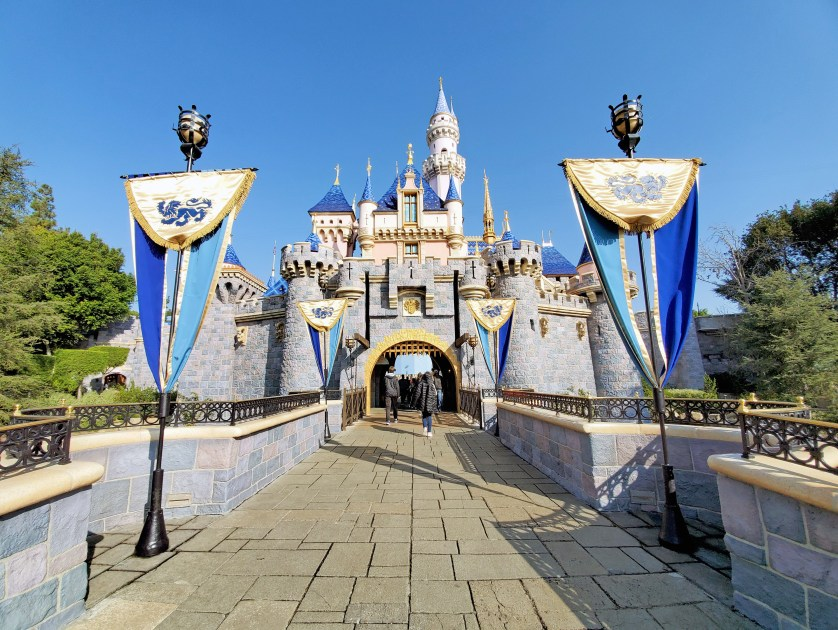 Disneyland Resort in California confirms temporary closure in response to coronavirus