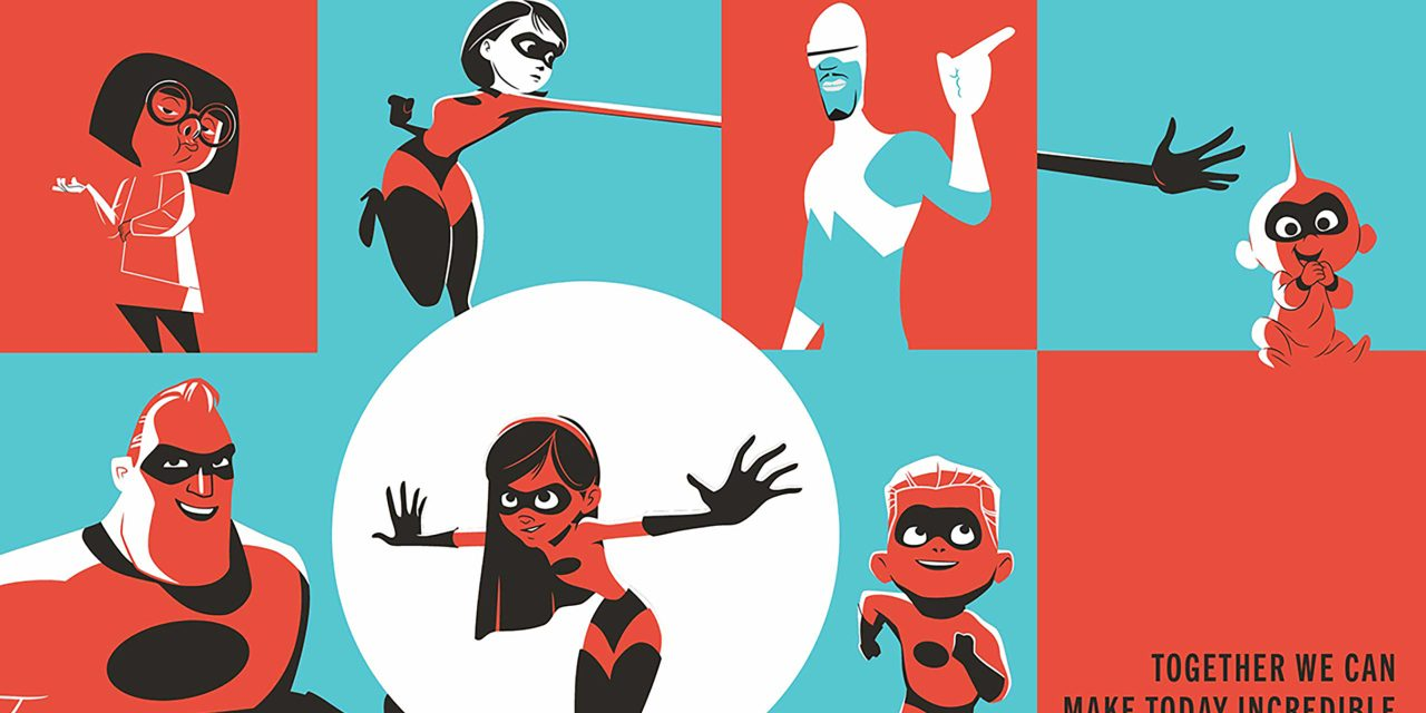 Disney Parks unveil artwork aimed at reinforcing new safety measures with THE INCREDIBLES