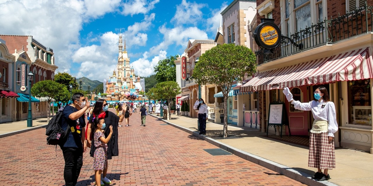 Hong Kong Disneyland to close its gates once more in response to uptick of COVID-19 coronavirus cases