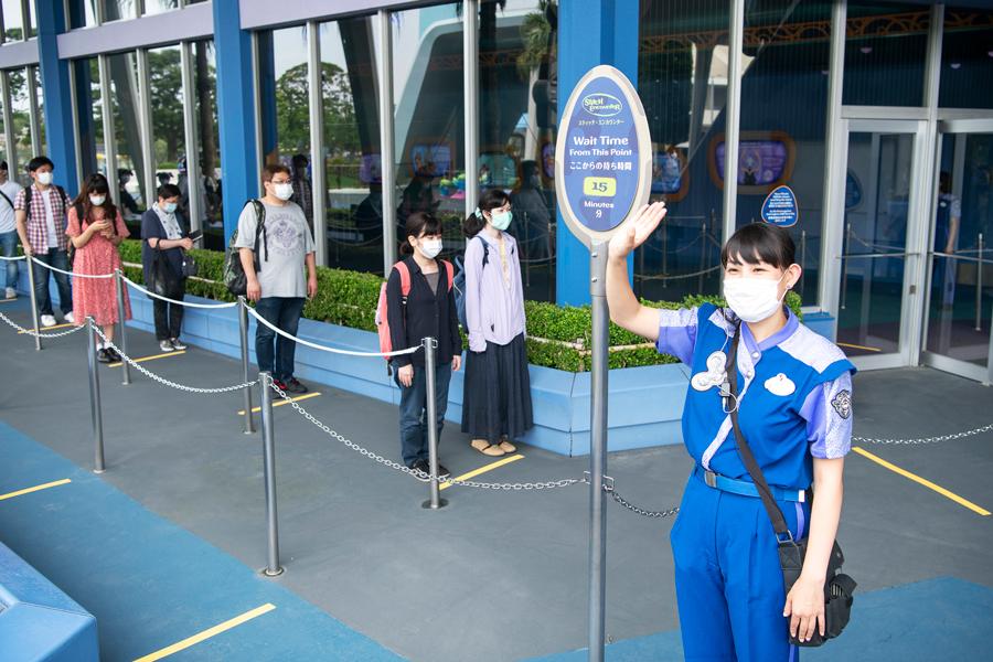 PHOTOS: Tokyo Disney Resort begins phased reopening with Tokyo Disneyland and Tokyo DisneySea