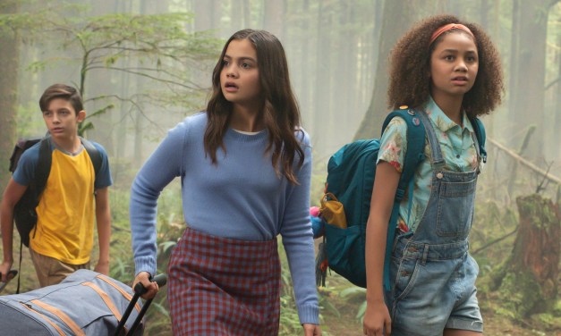 REVIEW: Disney Channel Original Movie UPSIDE DOWN MAGIC is a bit of 'Harry Potter' meets 'Breakfast Club'